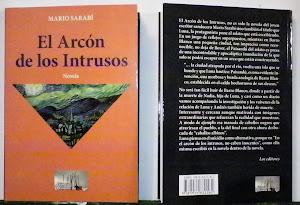 """""""El Arcón de los Intrusos"""" de MARIO Sarabí UN NUEVO TÍTULO DE EDITORIAL PRIMERO DE MAYO"""