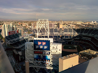 View of Petco Park