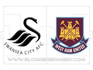 Prediksi Pertandingan West Ham United vs Swansea City