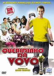 Filme O Queridinho Da Vovó Dublado AVI DVDRip