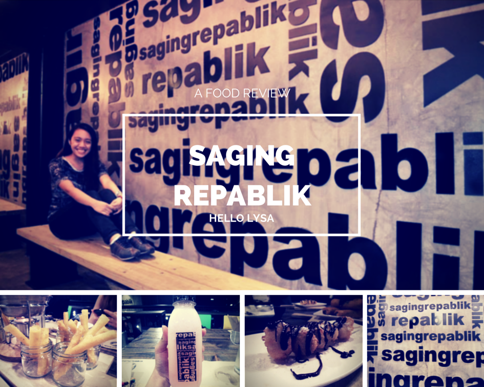Saging Repablik