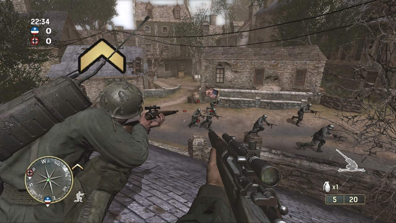 call of duty 3 pc game download