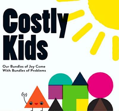 Graphic Cost of Raising Children 1