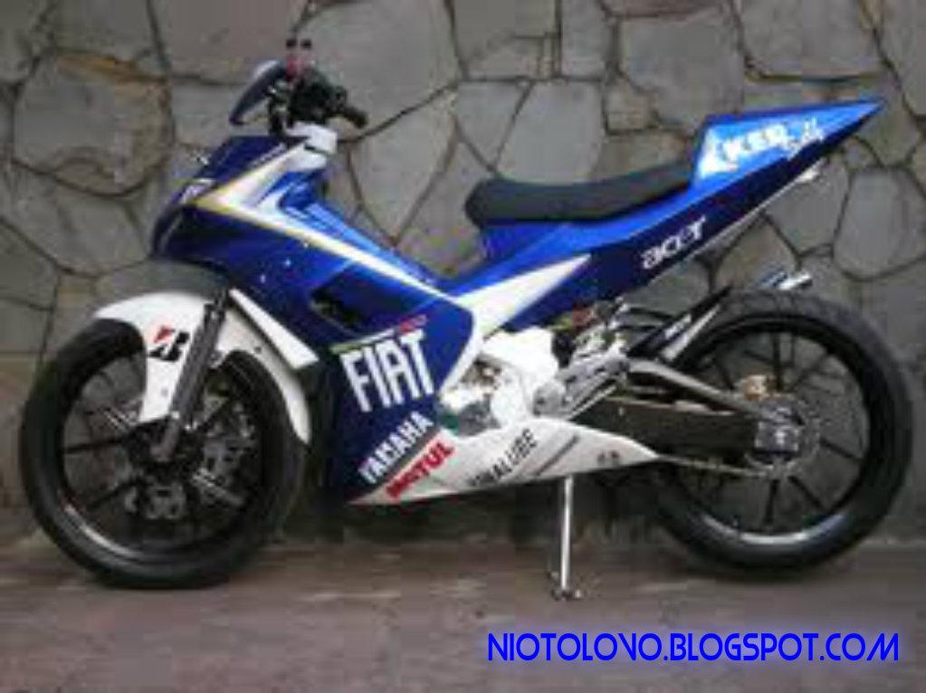 kumpulan Variasi Motor Yamaha F1zr