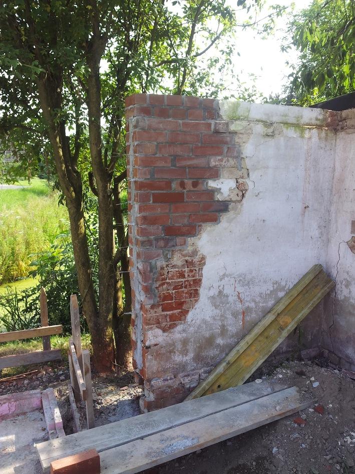 Scheunen-Umbau: 15. bis 23. August