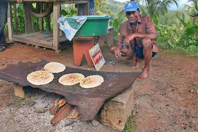 Cassave-koeken
