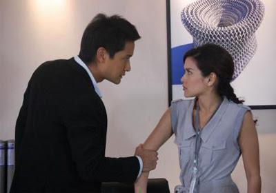 Xem Hình ảnh diễn viên trong bộ Phim Lửa Tình - Let's Việt - VTC9 Online