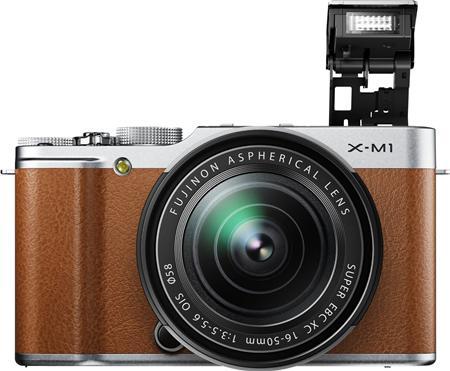 Fujifilm X-M1 Flash