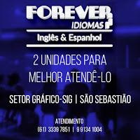 FOREVER IDIOMAS