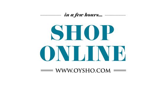 Oysho tienda online