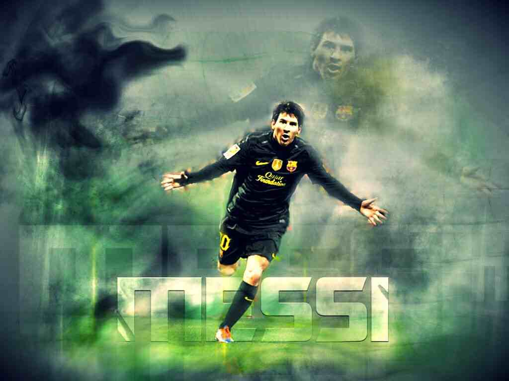 Lionel Messi Lattest HD Wallpapers 2013