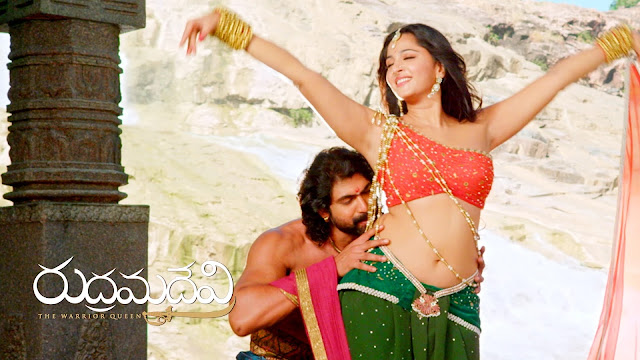 Rudhramadevi Video Song Trailer | Auna Neevena Song | Anushka | Daggubati Rana