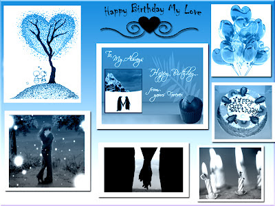 Happy Birthday card for Love by Rahul