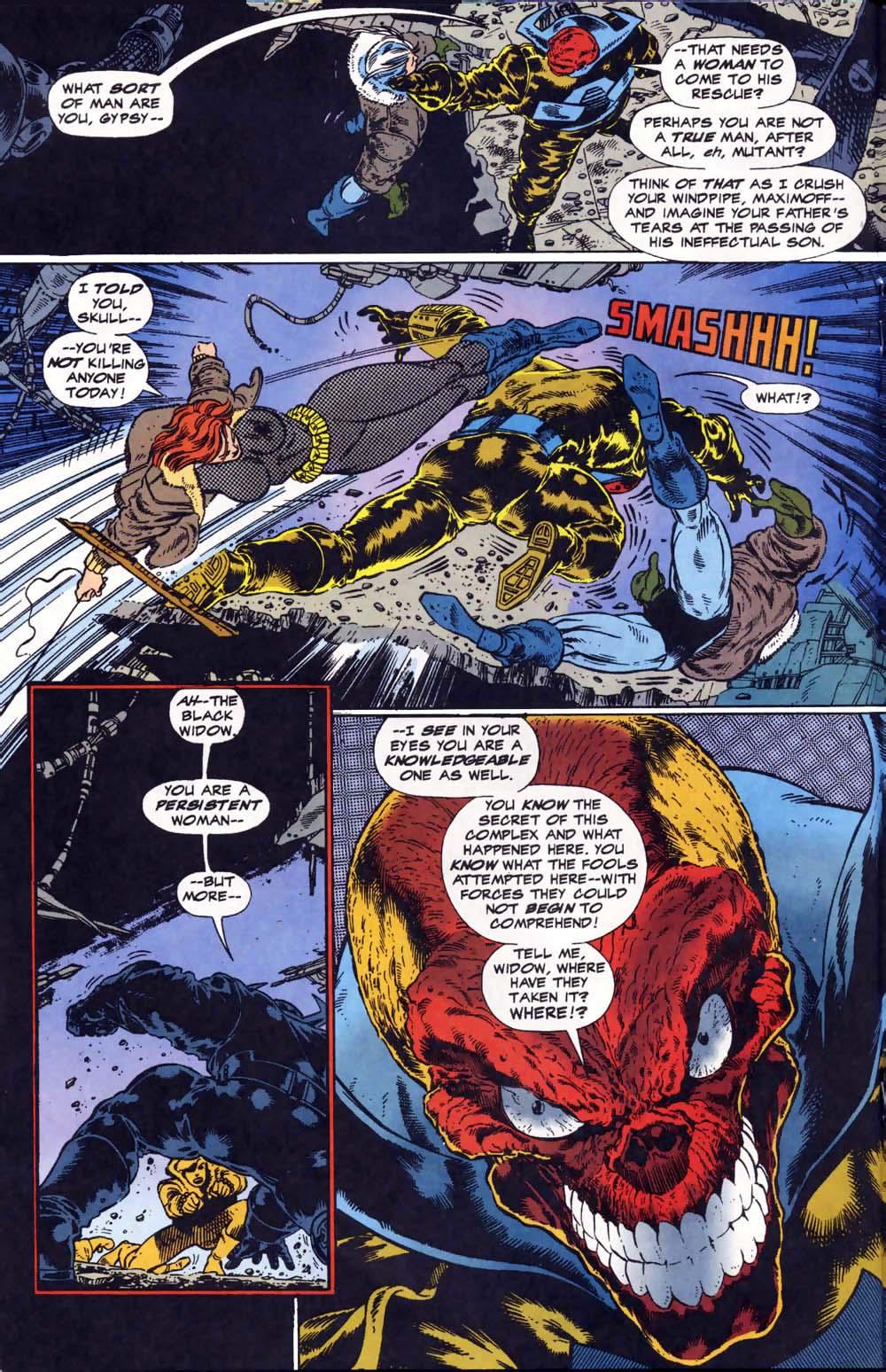 Captain America (1968) Issue #439c #391 - English 13