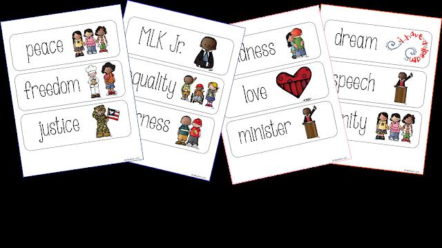 https://www.teacherspayteachers.com/Product/Martin-Luther-King-Jr-Thematic-Unit-1633790