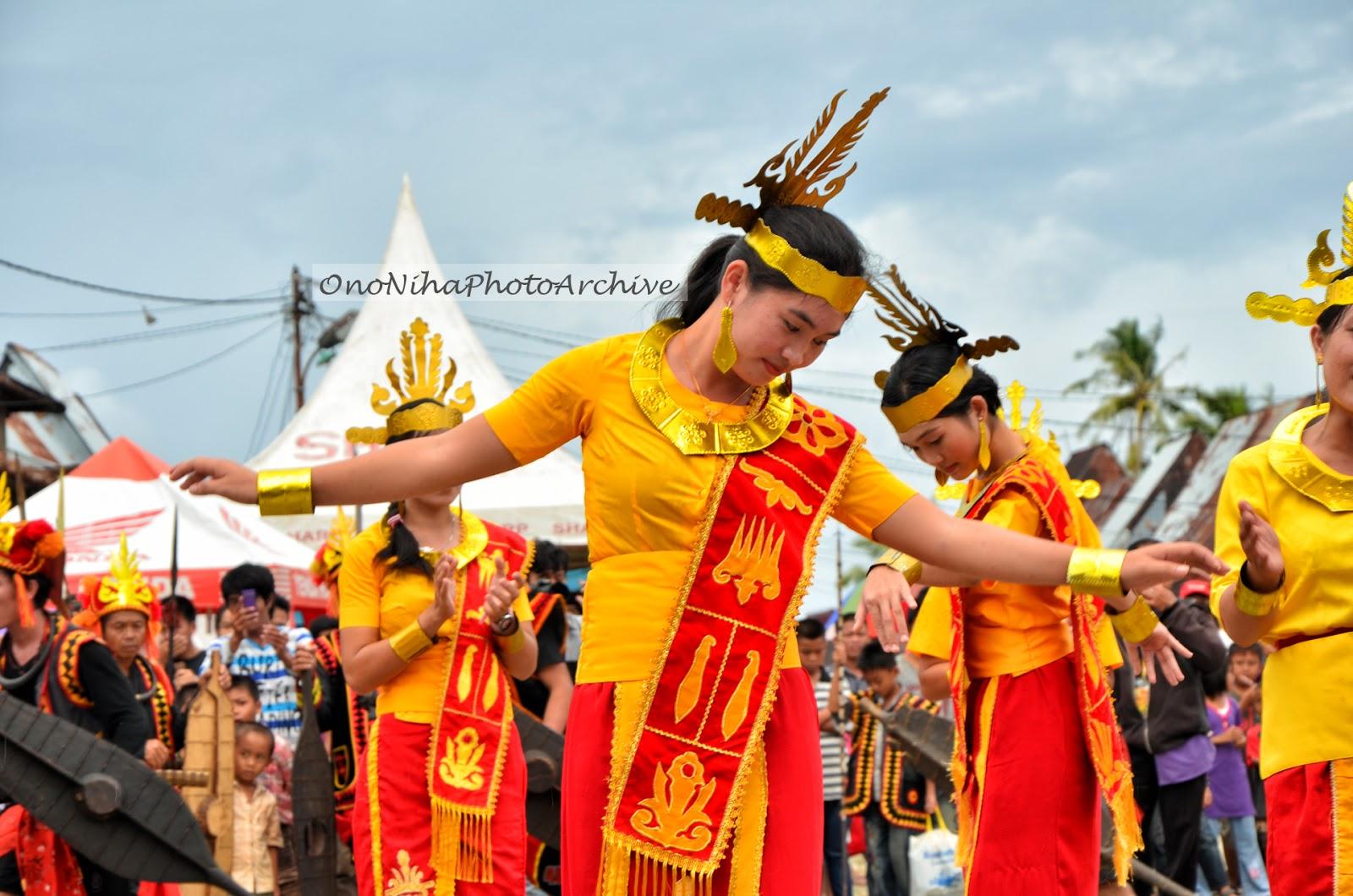 Kebudayaan di Nias Khususnya di NIAS SELATAN   Ono Niha