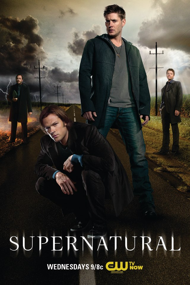 Download Série Supernatural 9ª Temporada DVD-R,HDTV - Bluray Dublado - Torrent