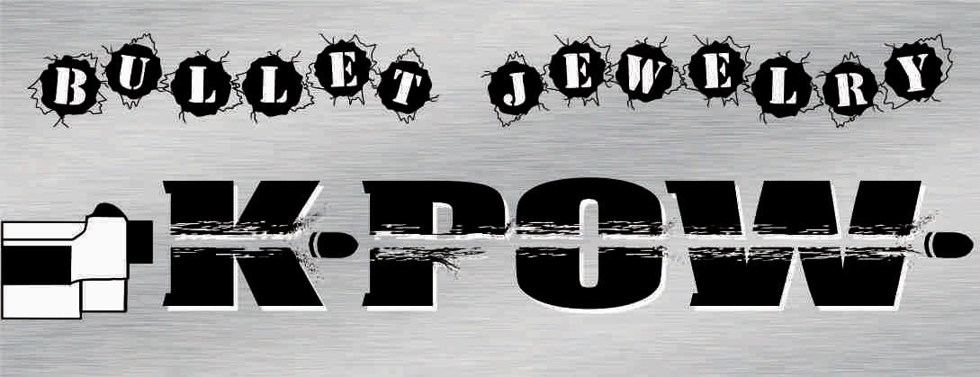 K Pow Bullet Jewelry