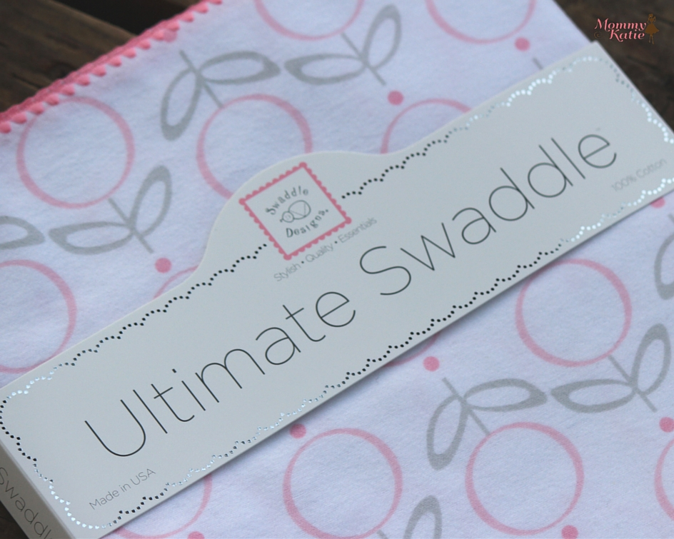 #Giveaway Keeping Baby Happy with the Ultimate Swaddle from Swaddle Designs