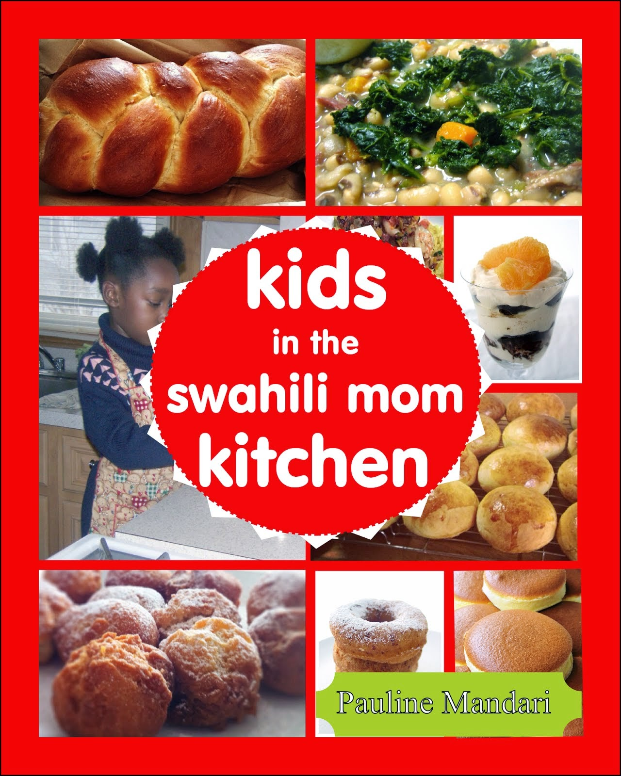Kids in the Swahili Mom Kitchen
