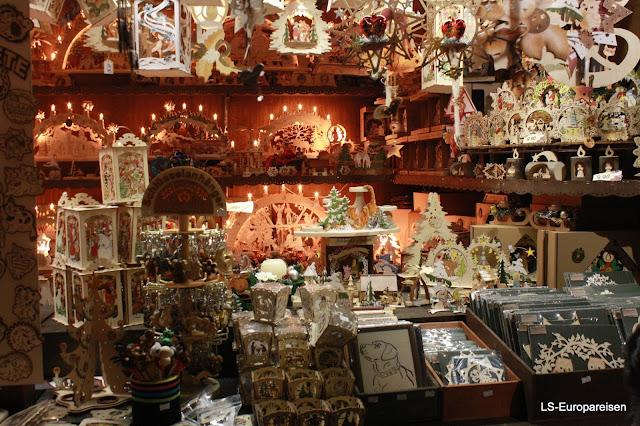 деревянные украшения из Рудных гор, что купить на рождественский ярмарке