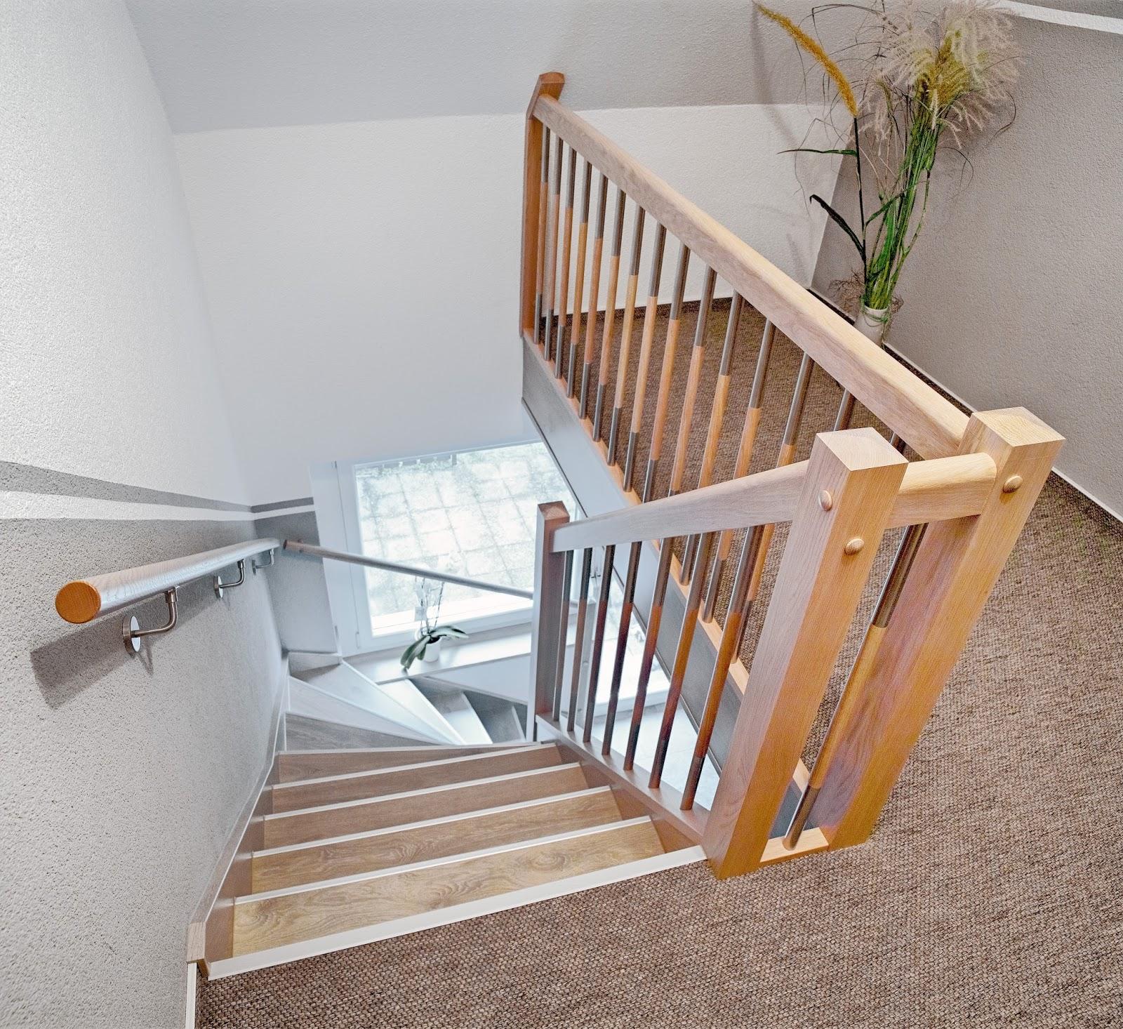 Treppenstufen Holz Montieren
