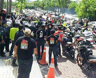 300 MOTORBIKE SERANG TV3