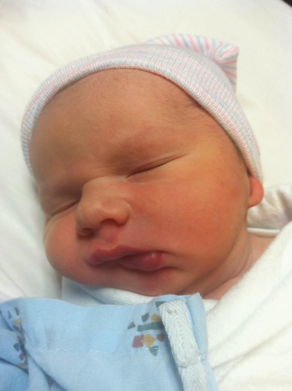 Baby #5 - Awaiting a nickname!