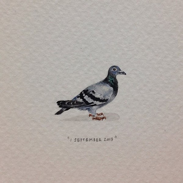 Happiness is... the art of Lorraine Loots: 365 Paintings for Ants