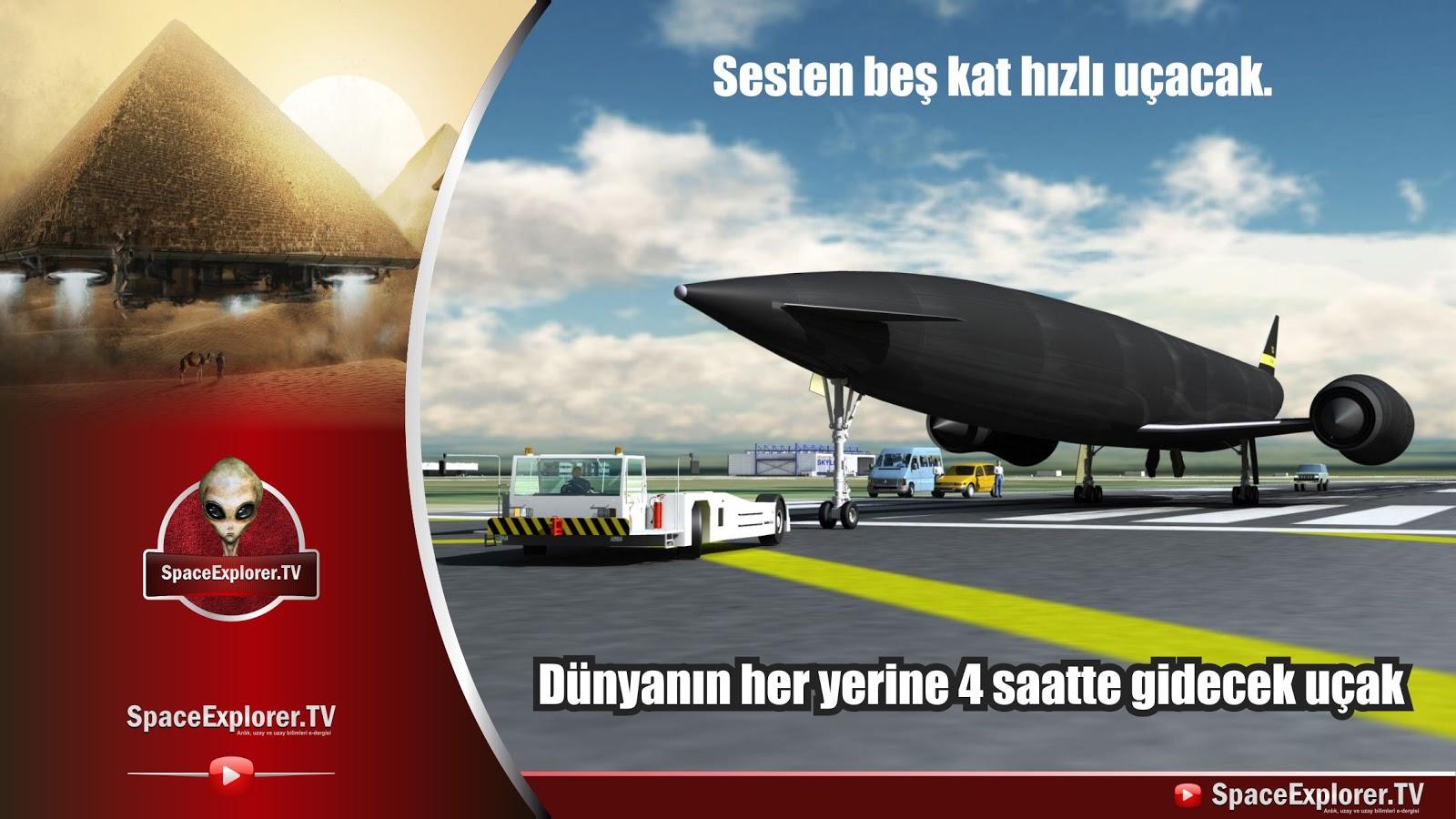 Uçaklar, Sivil Havacılık, Yolcu uçakları, Ses hızı, Sesten hızlı uçak,