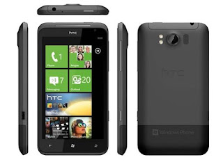 HTC Titan Windows Phone Spotted in China