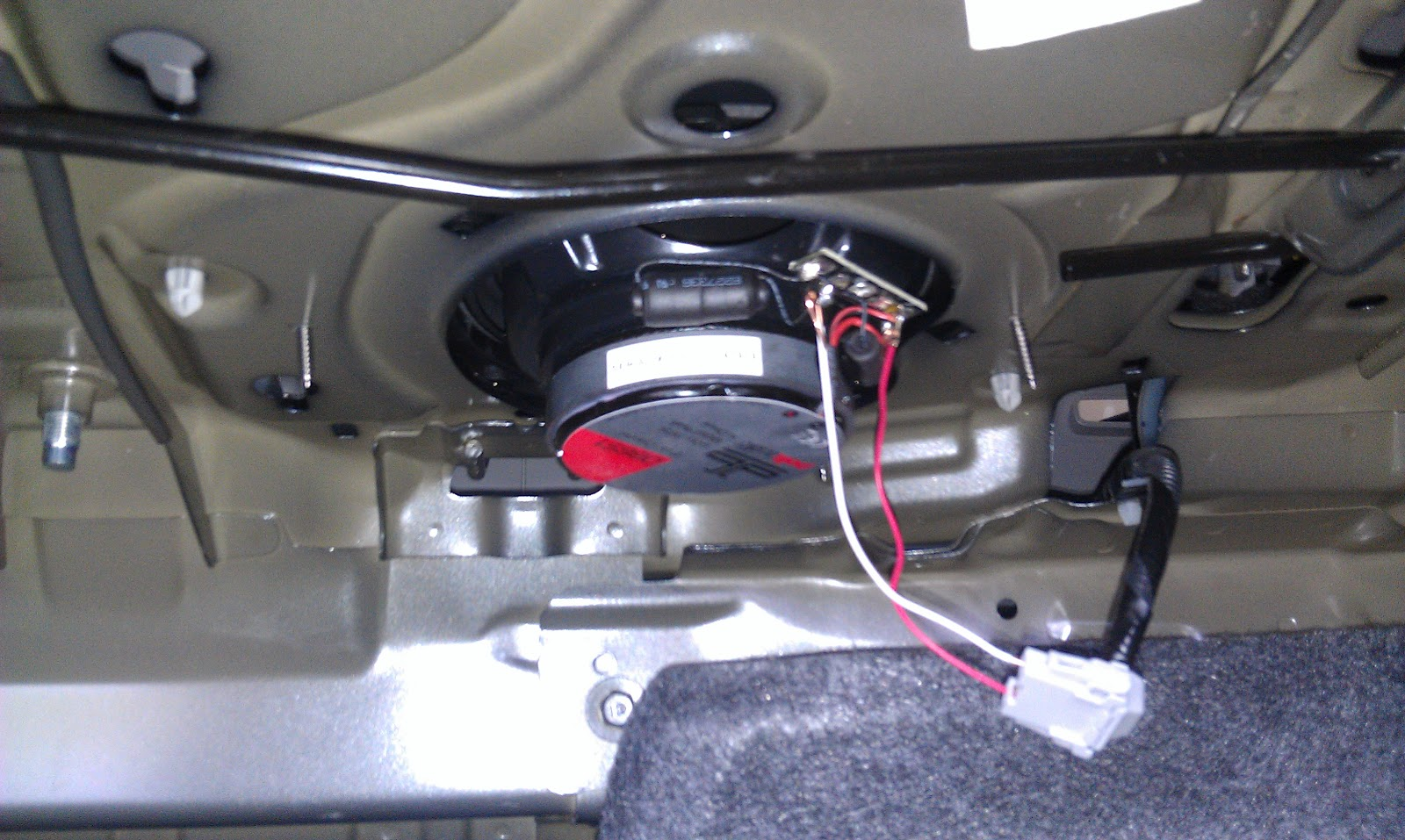 Adam Miller S Blog How To Replace Rear Speakers In A