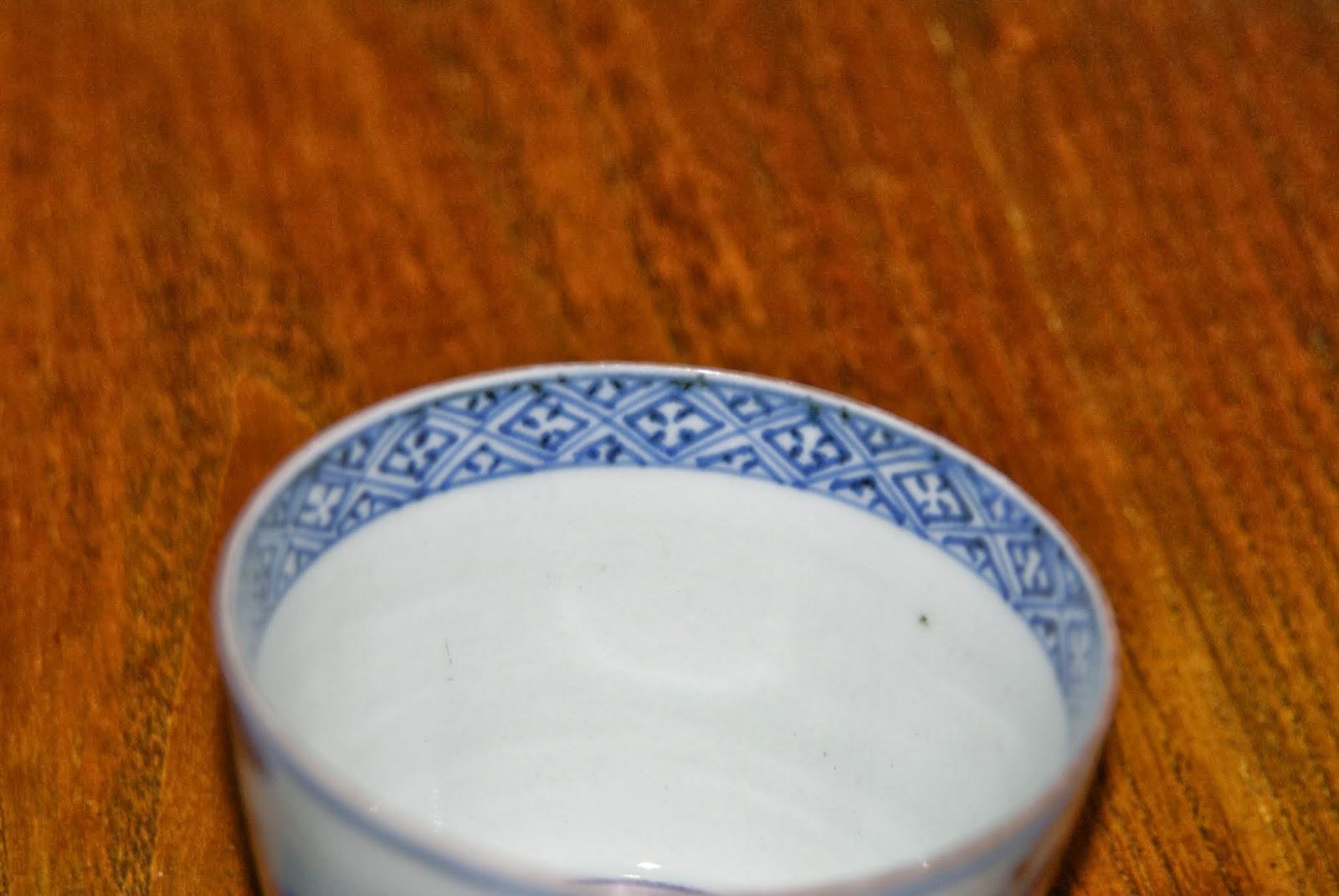 porcelaine d'époque Edo