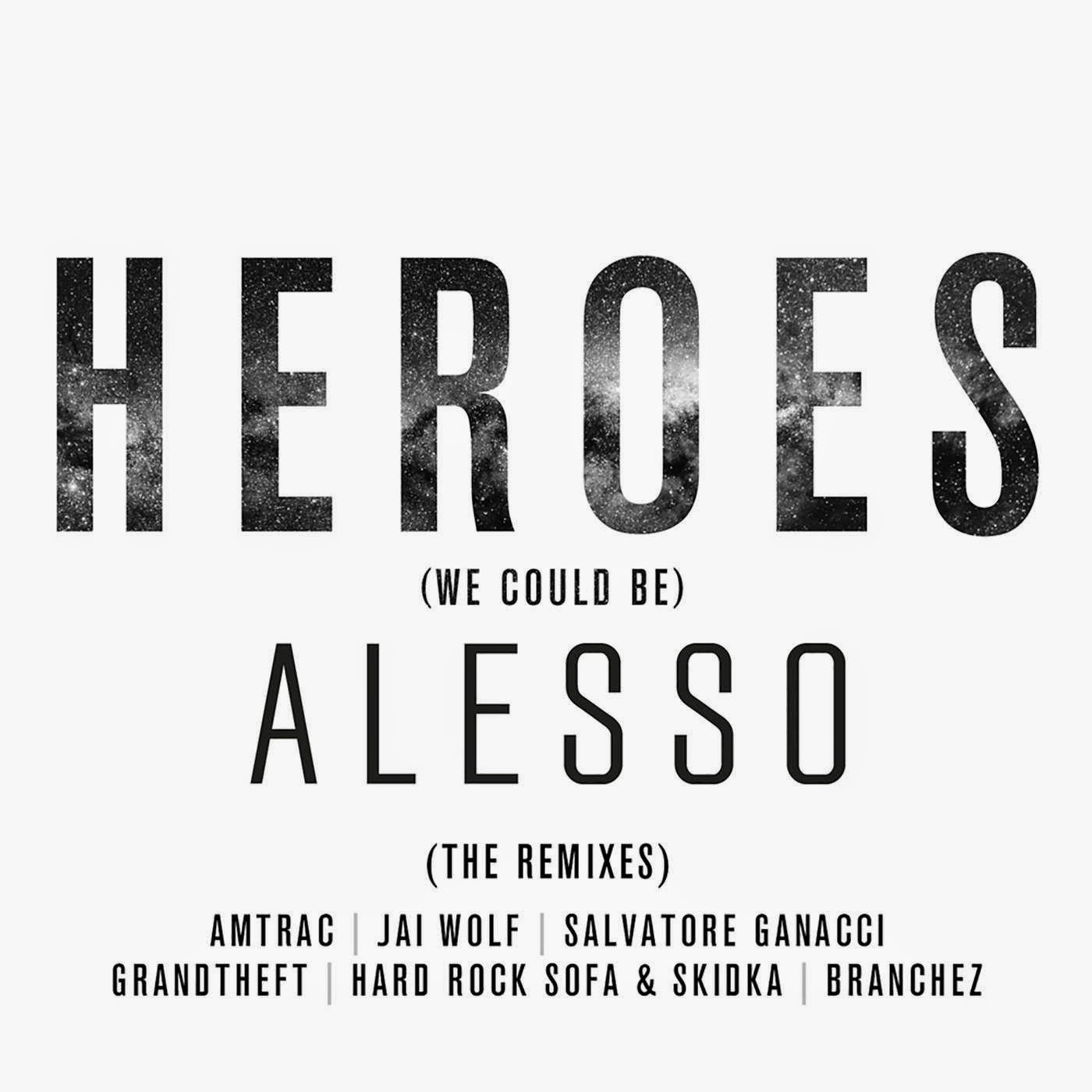 Alesso - Heroes (We Could Be) [The Remixes] [feat. Tove Lo]