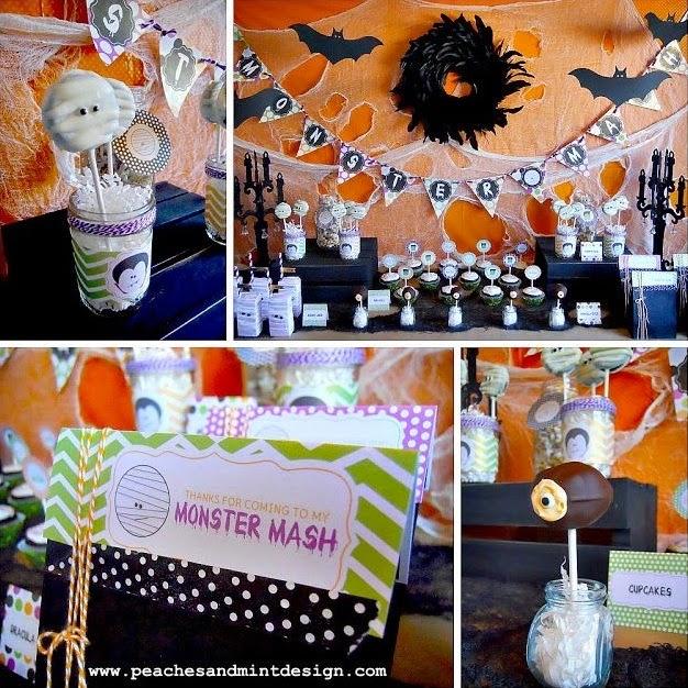 Noiva com Classe: Decoração de Halloween ou Dia das Bruxas para ...