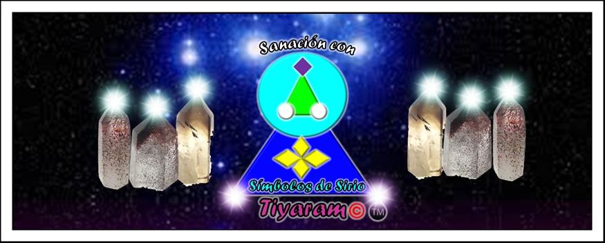 Sanación con Símbolos de Sirio Tiyaram