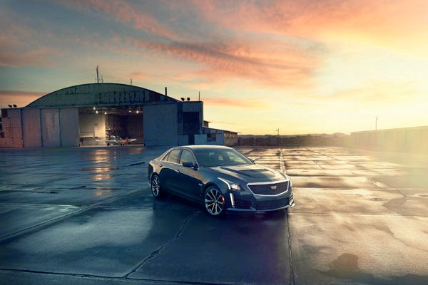 Cadillac Fastest Officially Launched