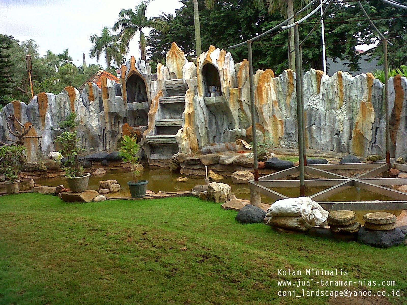 Jasa Tukang Taman Professional Ahli Desain Landscaping Tukang
