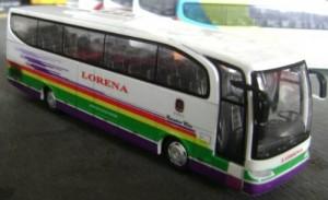 Cara membuat mainan anak (miniatur bus dari styrofoam)