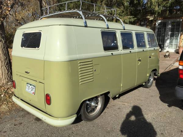 1962 vw bus safari window for sale vw bus wagon. Black Bedroom Furniture Sets. Home Design Ideas