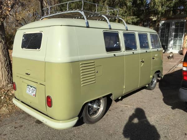 1962 VW Bus Safari Window For Sale | vw bus wagon