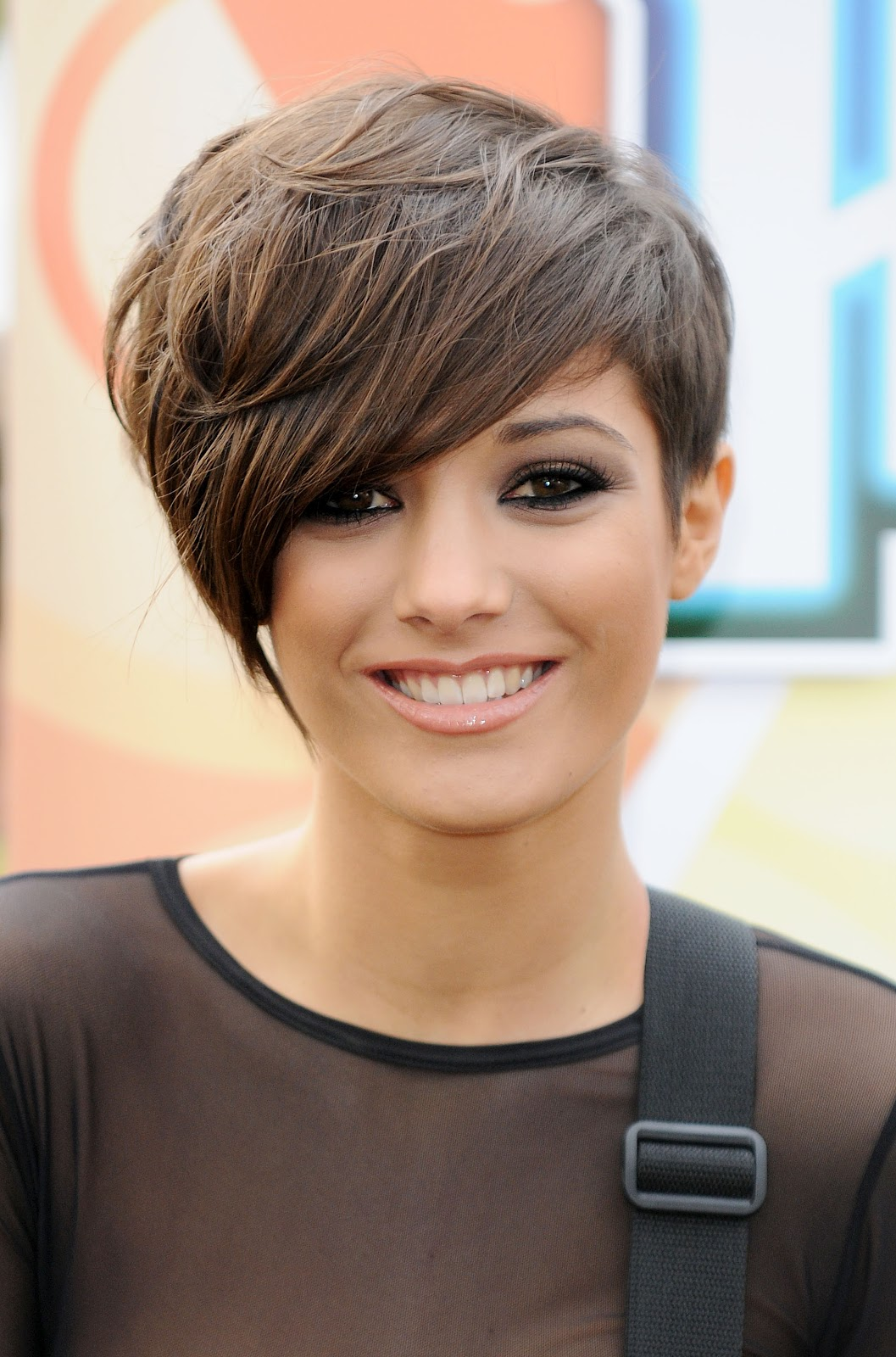 Hairstyles Photos : hairstyle pictures of frankie sandford hairstyle pictures of frankie ...