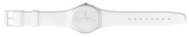 Reloj Swatch White Rebel - COMBINANDO-Me → Barrio Santo · Mango · Lefties · Swatch · Yanes Young · Melie et Compagnie · La Señorita · Cruciani C