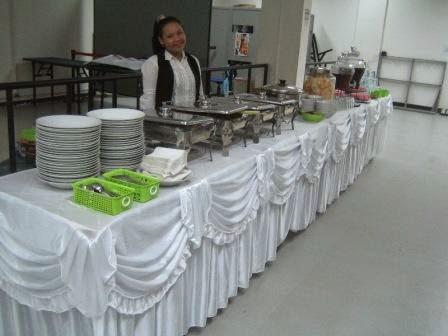 Rental Alat Catering Prasmanan Rental Alat Catering