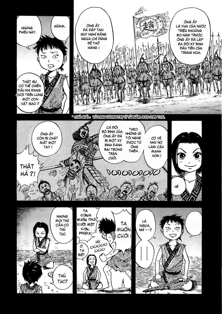 Kingdom – Vương Giả Thiên Hạ (Tổng Hợp) chap 24 page 8 - IZTruyenTranh.com
