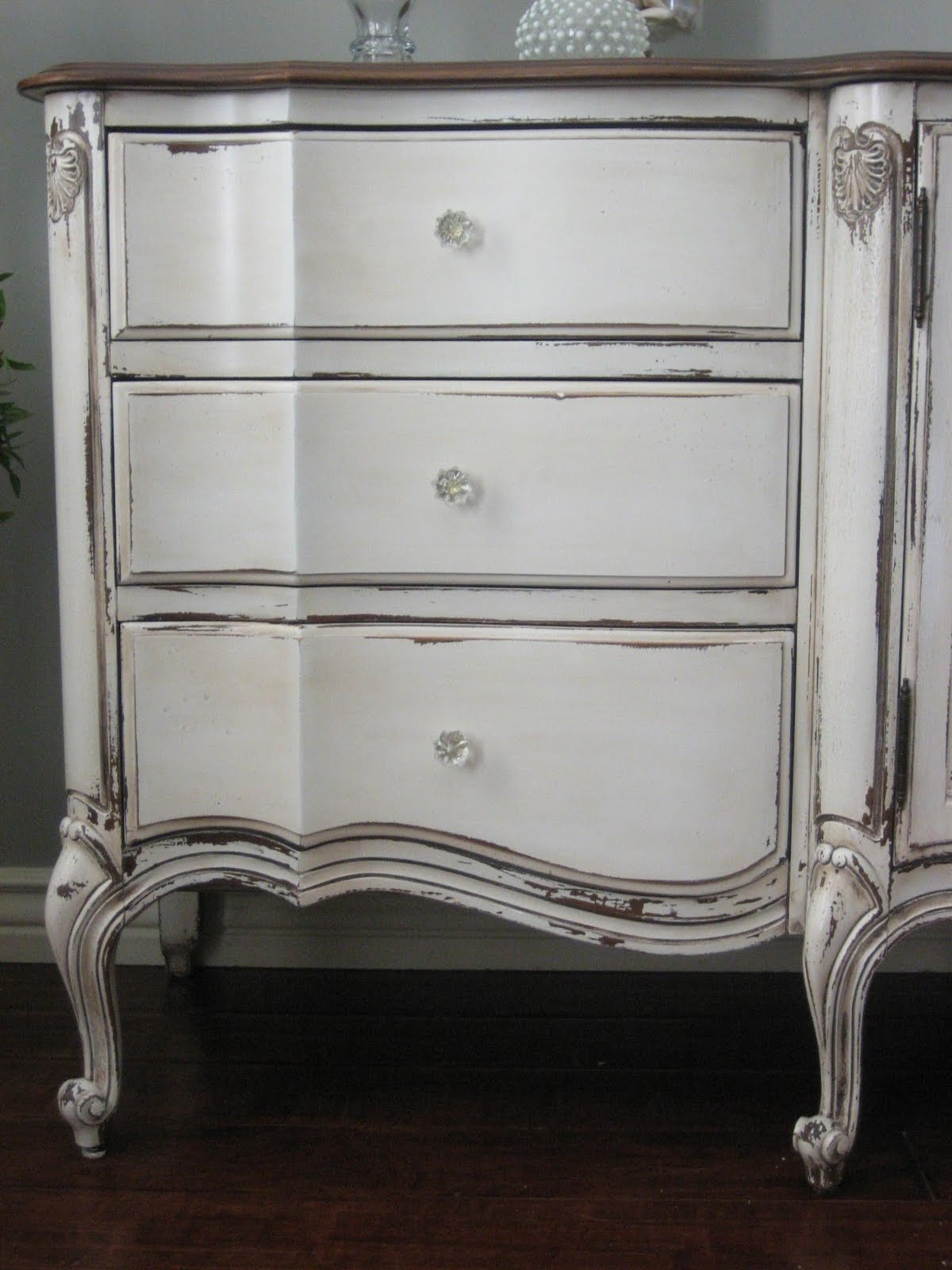 Provincial further grey painted french provincial bedroom furniture - French Provincial Dresser