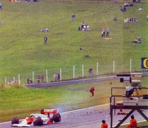 Austria 1987: tra cerbiatti, ripartenze e bernoccoli 2