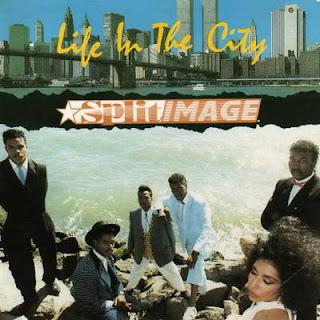 SPLIT IMAGE - LIFE IN THE CITY (1988)