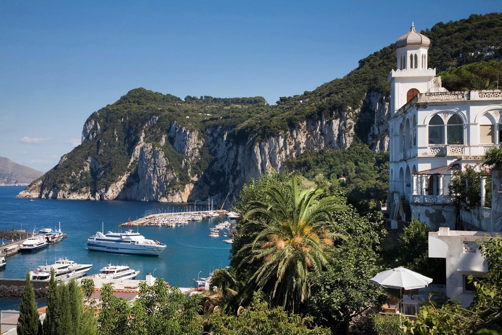 Capri Italy  city photo : Travel & Adventures: Capri. A voyage to Capri, Naples, Italy, Europe.