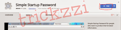 How to Protect Google Chrome with Password